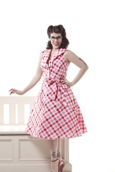 853aa9ef0c Love a little bit of gingham in the Summer !