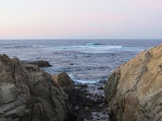 {Restless Sea - 17 Mile Drive - Pebble Beach} Kendra Pearce - Tuesday Afternoon - Roadtrippin