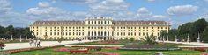 Schönbrunn Palace, Austria.