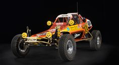 The mad men behind Las Vegas' famous Mint 400 desert race reckon there's no school like old school. Not only will original vintage cars be allowed to race, but they'll be joined by an open modified vintage class this year. There's going to be some amazing retro machinery on the course next month.