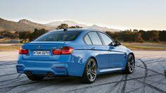 2015 BMW M3 Sedan http://www.wsupercars.com/bmw-2015-m3-sedan.php