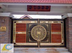 Main Gate Design, House Gate Design, Door Design, Gate Designs Modern, Modern Design, Eid Images, Stainless Steel Gate, Balcony Grill Design, Front Gates