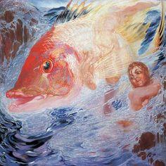 Nestor y el Poema del Atlantico.Pleamar (Museo Nestor) High tide