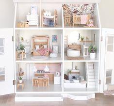 calevie designer dollhouses