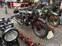 Last time we were in Chiavenna there was an exhibition of Guzzi motorcycles. Moto Guzzi is the oldest European manufacturer in continuous motorcycle production.  Come, Tour With Us Valchiavenna, the valley in the Alps, north of Lake Como. http://tour-withus.com/tours/Northern-Italy/itinerary.html?tp3=1_4#sthash.lfp0FKWo.dpuf