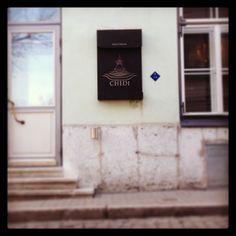 ANNINA IN TALLINNA: Chedi
