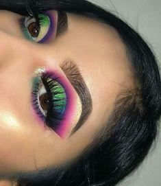 Pinterest @IIIannaIII Artist IG @makeupbycynn