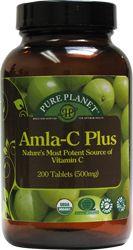 Amla C Plus; gotta have my daily dose ;)