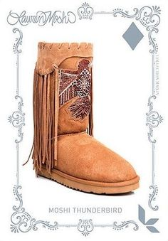 $400 Koolaburra hippie boots! Theses are beautiful! I want some!!