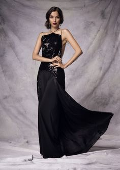 Dress Gala | Andrea Sauter Swiss Fashiondesign | Exclusive Collection Winter 2016/2017 | Photo by Ellin Anderegg 2017 Photos, Exclusive Collection, Formal Dresses, Winter, Fashion Design, Style, Shades, Formal Gowns, Formal Dress