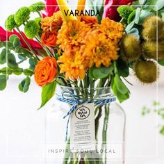 Com arranjos lindos e cheios de personalidade, a Ana Attab do Varanda - Flores em Movimento estará presente no Inspire Soul Local com muitas novidades de encher os olhos e o coração!  E você, já confirmou sua presença? https://goo.gl/WmJj3c