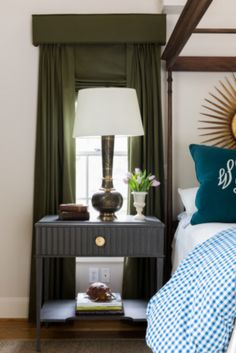 WhitneyInteriors-Bedrooms, bedside table