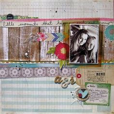 layout for Citrus Twist Kits.. by GIna Rodgers