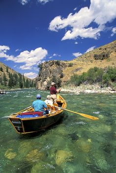 Middle Fork of the Salmon– Idaho fly fishing trip | Fly Water Travel