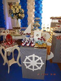 Josephina Artes e Festas: Festa Marinheiro