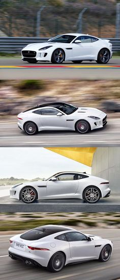 #Jaguar has launched its luxury coupe runabout Jaguar F Type Coupe which comes with 340 hp V6 supercharged 2995cc petrol engine #automobile #cars