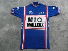 72204c486 Mio mailleux eddy merckx vintage cycling jersey retro maillot maglia  l`eroica