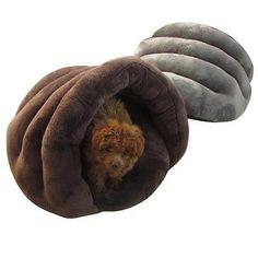 Dog Igloo Cave Bed