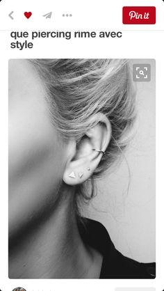 Piercing ❤️