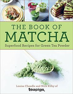 The Book of Matcha: Superfood Recipes for Green Tea Powder *** Continue to the product at the image link.