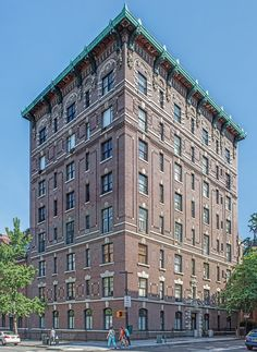 Casino Mansions Apartments - Brooklyn Heights #GISSLER #interiordesign