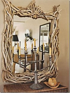 How To Decorate With Branches...................Follow DIY Fun Ideas at www.facebook.com/... for tons more great projects!