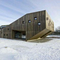 Wood in Norway