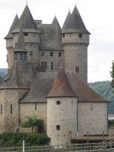 Castles everywhere in France!