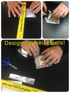 A week of STEM challenges! The unsinkable ship. www.theardentteacher.com