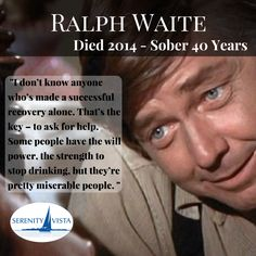 Recovering Celebrities, 12 Famous Sober People - One Dozen of Them Sober Celebrities, Miserable People, Addiction Recovery Quotes, Celebrate Recovery, Alcoholics Anonymous, Alcohol Quotes, Sober Life, Medical Advice