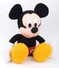 Disney Knitted Cuddles