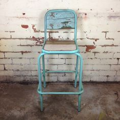 Kitchi recycled dining chair from Mulbury