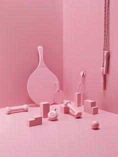 Fit For Fun magazine | Elena Mora — Designspiration
