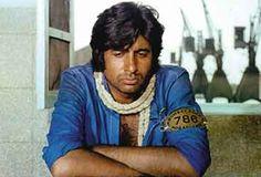 Quintessential hero- amitabh bachchan.