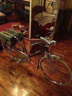 Toutes les tailles | Honey Gropes on Alberto's bike | Flickr: partage de photos!