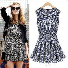 Vestidos estilo verano 2015