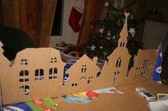 Le village illuminé de Noël   Kitty Kréa