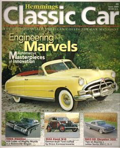 Hemmings Classic Car – The Definitive All-American « Library User Group