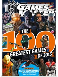 #GamesMaster the UK's number one #multiformat #gaming #magazine. Every issue also features our unique #MinecraftMaster section, showcasing the most amazing #builds and providing you with #hints and #tips, plus a wider look at the gaming world in #IndieMaster and #CultureMaster, as well as #CheatMaster, which is devoted to helping you get the most out of the latest releases. We're also the place to come for all your #Nintendo needs, featuring coverage of the best #Wii #U titles each month.
