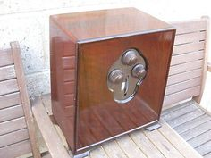 Rare #vintage ediswan all-electric #receiver - type vr2 - #c.1930,  View more on the LINK: http://www.zeppy.io/product/gb/2/191931832034/