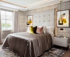 Gallery of luxury interiors by high-end London interior designer Jo Hamilton Interior Design Business, Top Interior Designers, Interior Design Studio, Best Interior, Luxury Interior, Interior Architecture, Arte Wallcovering, Innovation Design, Hamilton