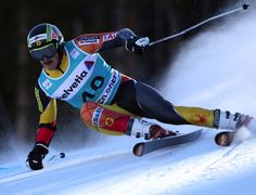 Phil Brown on Rossignol Hero Skis // Ski Racing // Skiis & Biikes Blog