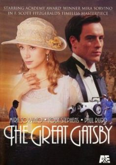 Films with fashion influence - 2000 The Great Gatsby poster  Best version. I want it on blu ray