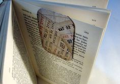 READY TO SHIP Magnetic Bookmark (Librarian). $3.00, via Etsy.