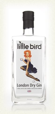 Little Bird is made using 10 carefully selected botanicals, resulting in a well rounded, citrus-forward London Dry Gin that goes just splendidly in a classic G&T and other bright, gin-based cocktails. Gin Bottles, Perfume Bottles, Gin Based Cocktails, Gins Of The World, Best Gin, Gin Brands, London Dry Gin, Shopping, Ale