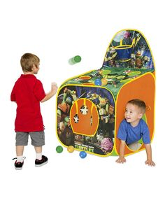 Look at this #zulilyfind! Teenage Mutant Ninja Turtles Three-in-One Toss & Shoot Tent by Playhut #zulilyfinds