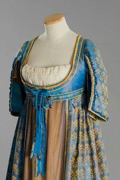 Image result for regency open robe