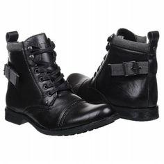 Madden Kassel Black Boots