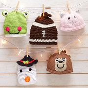 Take a look at the Sweetly Snuggled: Kids' Beanies event on #zulily today!