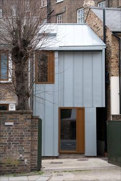 Cox House, Camden is a remodelling of a 1950s cottage by John Glew Architect comprising a two-storey zinc-clad, timber-framed extension. It ...